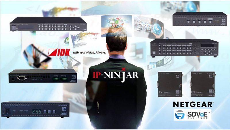 AV over IP seminaari