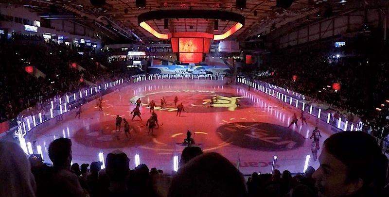 Coop Arena Luulajassa