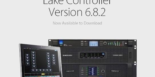 Lake Control Version 6.8.2.