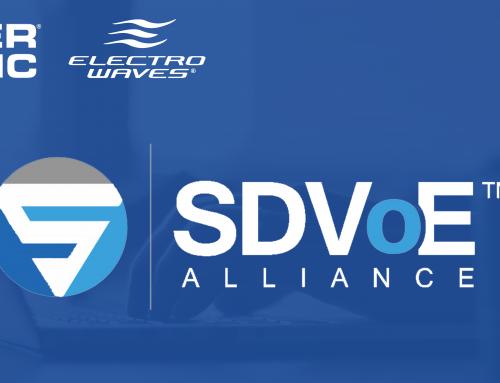 Intersonic järjestää: Seminaari SDVoe VoIP-tekniikasta
