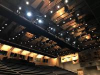 Lahden kaupunginteatteri valouudistus Intersonic
