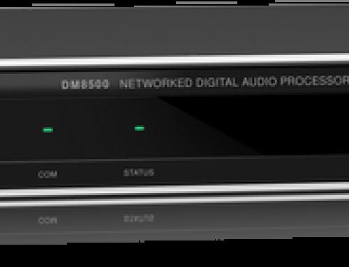 DM8500 – Klark Teknikin uutuusääniprosessori