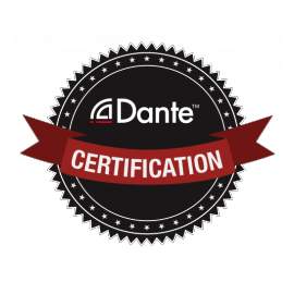 Audinate Dante certification