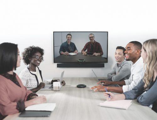 IntelliMix Room uudistaa kokoustilojesi äänijärjestelmän