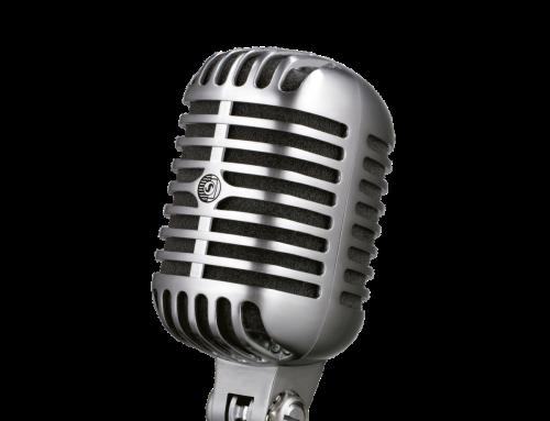 Elvis-mikrofonin jäljillä
