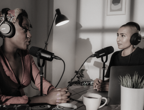Shure MV7 ponnistaa podcast-markkinoille