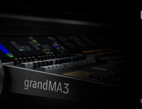 grandMA3-takuulaajennusohjelma
