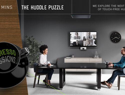 Shure Espresso Sessions: THE HUDDLE PUZZLE 17.12.2020