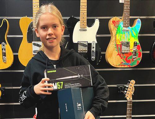 Juho Ranta-Maunus on vuoden nuori kitaristi!