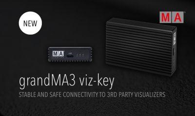grandMA3 viz-key