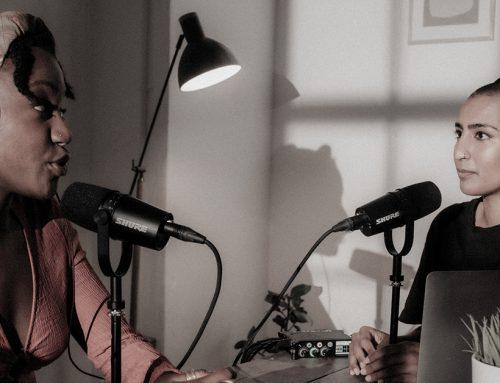 Uusia ääniä podcast-taajuuksille Shure MV7:n avustuksella
