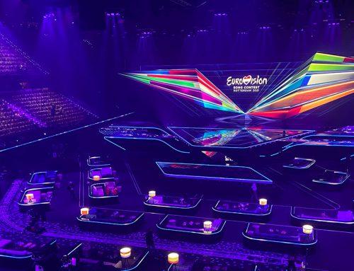 Euroviisut olivat kuin Intersonicin edustusesittely!